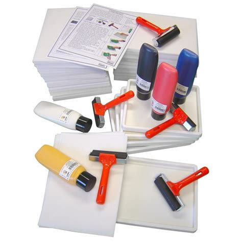 Papercraft Supplies Uk - safeprint foam sheets foam sheets for safe block printing