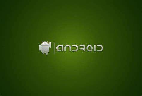 wallpaper android simple wallpaper simple android robot logo desktop wallpaper