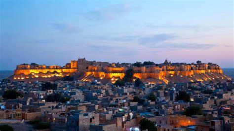 jaisalmer fort bing wallpaper