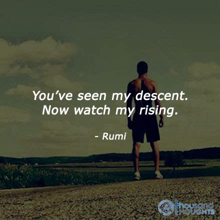 Youve Seen The Pics Now See The Menu by You Ve Seen My Descent Now My Rising Rumi