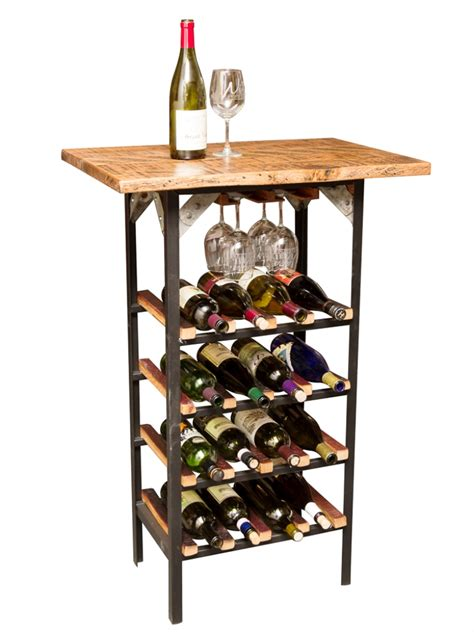 wine tables and racks wine rack table bar furniture southbaynorton interior home