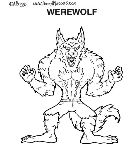 werewolf coloring pages online anime werewolf coloring pages coloring pages