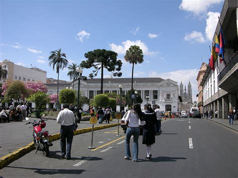 home design center quito ecuador quito 02 08 old quito plaza grande city hall and