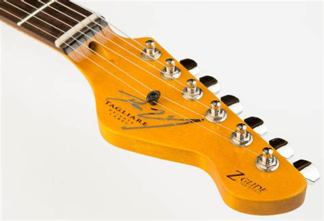 Gitar Dean Zelinsky Tagliare Quilt Top Maplle dean zelinsky guitars tagliare z glide custom electric guitar with quilt maple top z glide neck