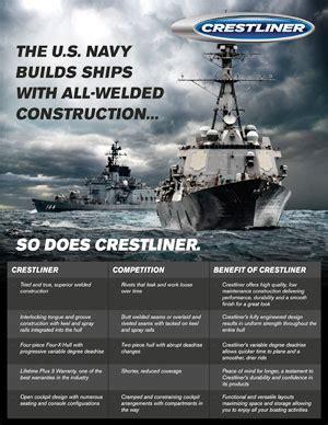 lund boats vs crestliner lund vs crestliner boats