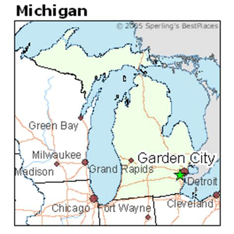 Garden Mi Best Places To Live In Garden City Michigan