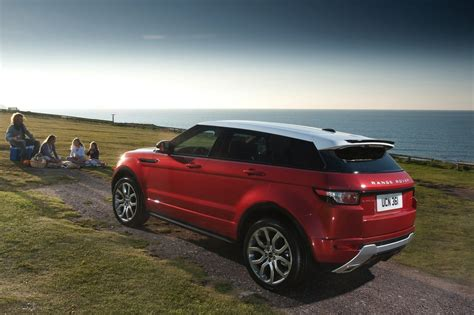 new land rover evoque new range rover evoque with 300 horsepower in the making