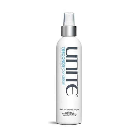 7 Fab Leave In Conditioners by Unite 7 Seconds Leave In Detangler Conditioner Extension