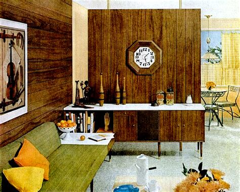 1960s beach house interior 1963 house beautiful mid century living living rooms 1960 65