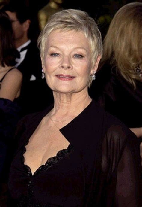 judi dench haircut how to 1000 ideas about judi dench hairstyle on pinterest judi