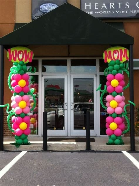 mothers day decoration 47 best mother s day balloon decor images on pinterest