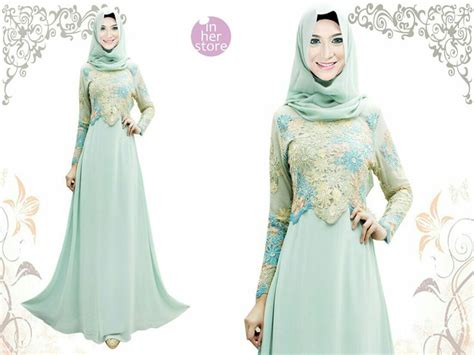 Jubah Gamis 17 Best Images About Baju On Mint Green Lace