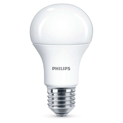 led e27 philips 8718696510162 e27 edison 11 w led light bulb