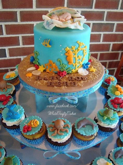 Baby Shower The Sea Theme by 10 Baby Shower Cake Themes Aa Gifts Baskets Idea