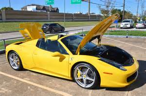 2013 458 Spider Price 2013 458 Spider Stock 458f13 For Sale Near