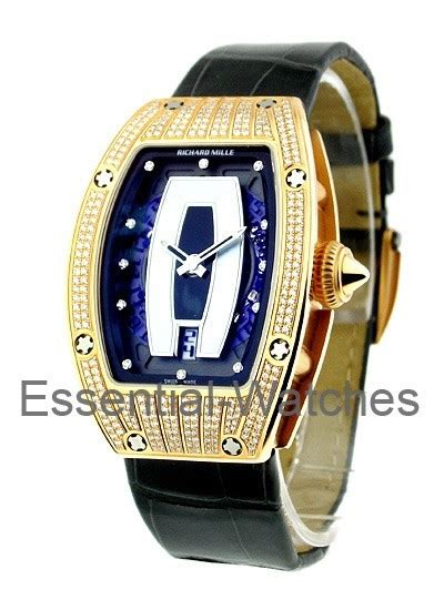Richard Mille Syahrini Rm007 Rosegold rm 007 dm richard mille rm 07 gold essential watches