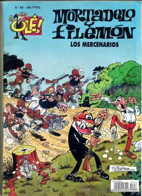 ole mortadelo y filemon 8466647139 coleccion ole de mortadelo y filemon volume comic vine