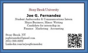 what to put on a business card student student business cards lilbibby