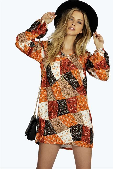 patchwork dress patchwork to buy 2019 become chic