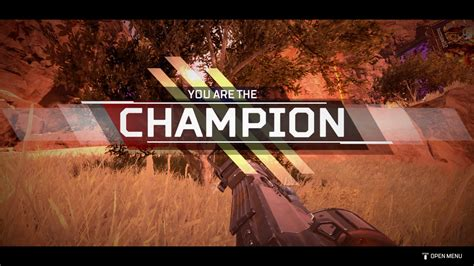 weapons  winning  apex legends