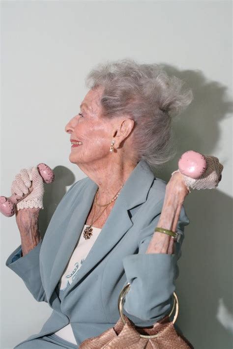 ruth is 100 years old and does pilates to keep fit i love the real life secrets of aging athletes fit is a