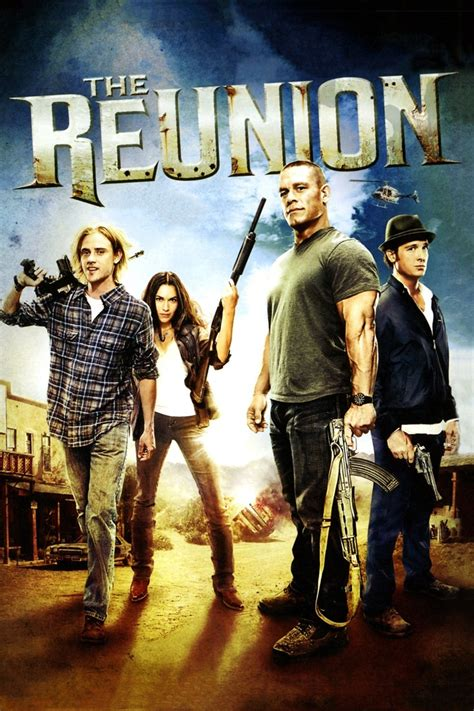 The Reunion the reunion 2011 posters the database tmdb
