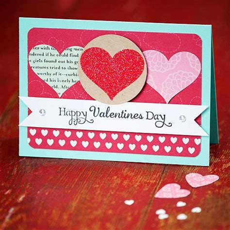 Easy Handmade Valentines - handmade s day cards