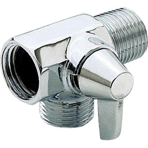 delta faucet parts 4way site delta shower arm diverter for handshower in chrome u4922
