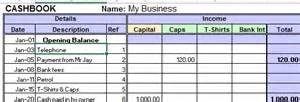 Analysed Book Template by Excel Book