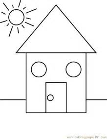 Easy shapes coloring pages free coloring pages shapes kids coloring