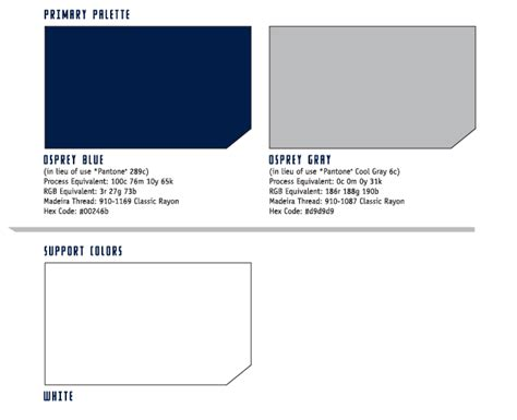 unf marketing and publications official athletic logos