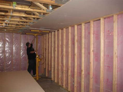 how to repair how to frame walls basement design how