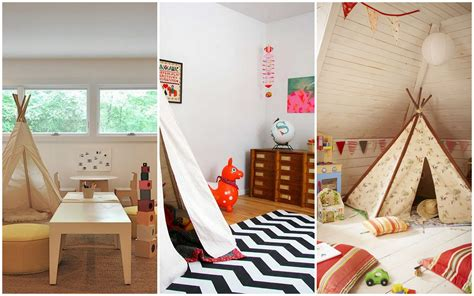 native american home decorating ideas native american tepee children s playrooms interior