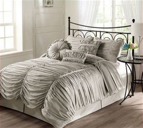 cream ruched comforter ruched duvet cover home design ideas