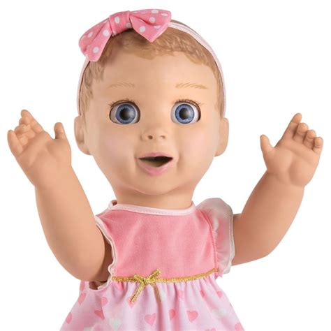 doll buy luvabella lifelike baby doll where to buy at the
