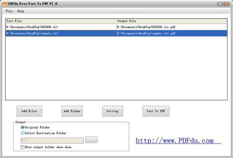 convertir pdf imagenes a pdf texto convertir texto a pdf con este software gratuito para