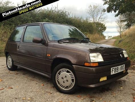 renault monaco shed of the week renault 5 monaco pistonheads