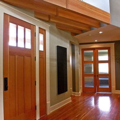 wood trim vs white trim white trim and stained doors wood door white trim design