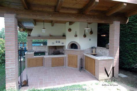 barbecue in cucina affascinante cucina da esterno barbecue cucina design idee
