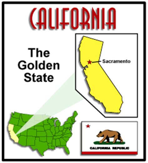 california map facts all about california thehomeschoolmom