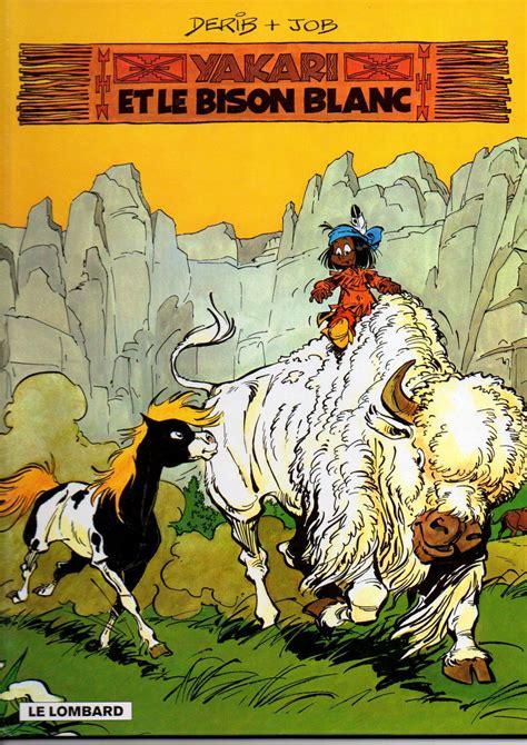 Yakari 2 Yakari Et Le Bison Blanc Bdphile