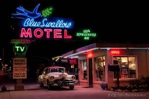 Blue Dining Room Ideas blue swallow motel tucumcari nm route 66 retro roadmap