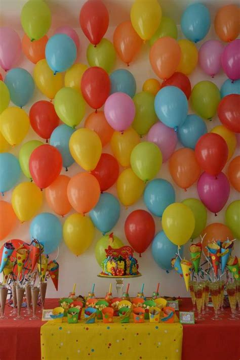 background decoration for birthday party at home 10 simple balloon decorations at home for birthday