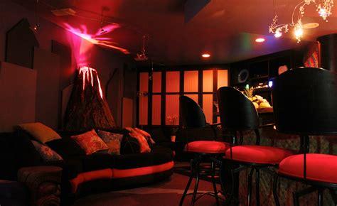 volcano room basement bar design volcano tiki prop tiki tropical drinkwire