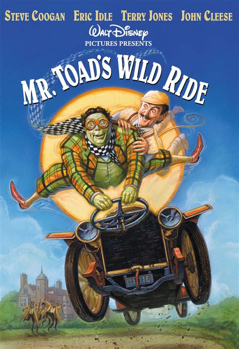 Nyc Mr Toads Ride by Mr Toad S Ride Disney