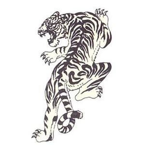 japanese tiger tattoo meaning artistmikemiller tribal tiger designs tattoos