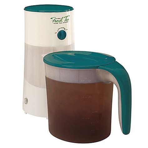 Coffee Tea Maker mr coffee 174 3 quart iced tea maker bed bath beyond