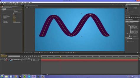 tutorial after effect cs6 pdf after effects cs6 tutorial 62 creating a growing line