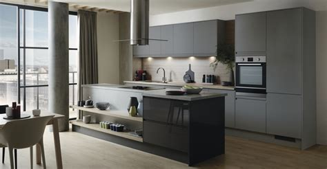 Contemporary   Kitchens   Fitted Kitchens   Howdens Joinery