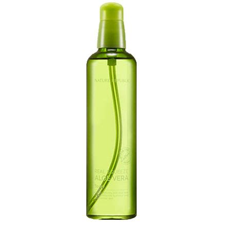 Nature Republic Aloe Vera Soothing Toner nature republic soothing moisture aloe vera foam